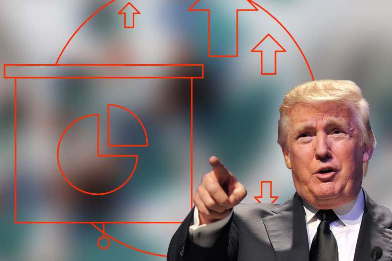 Trump stole
